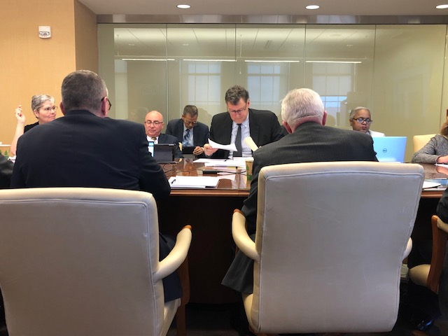 Board Meeting 1-2020