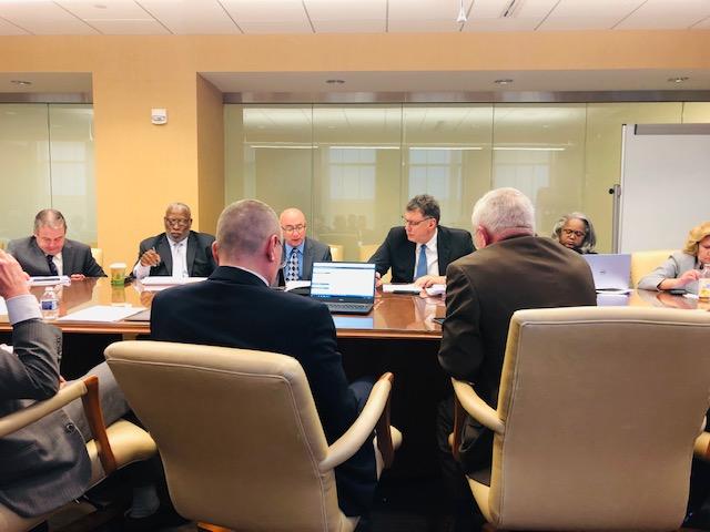 May 2019 Board Meeting