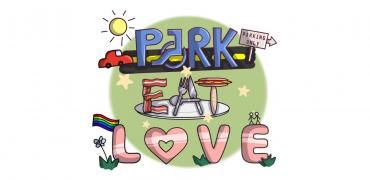 Park. Eat. Love